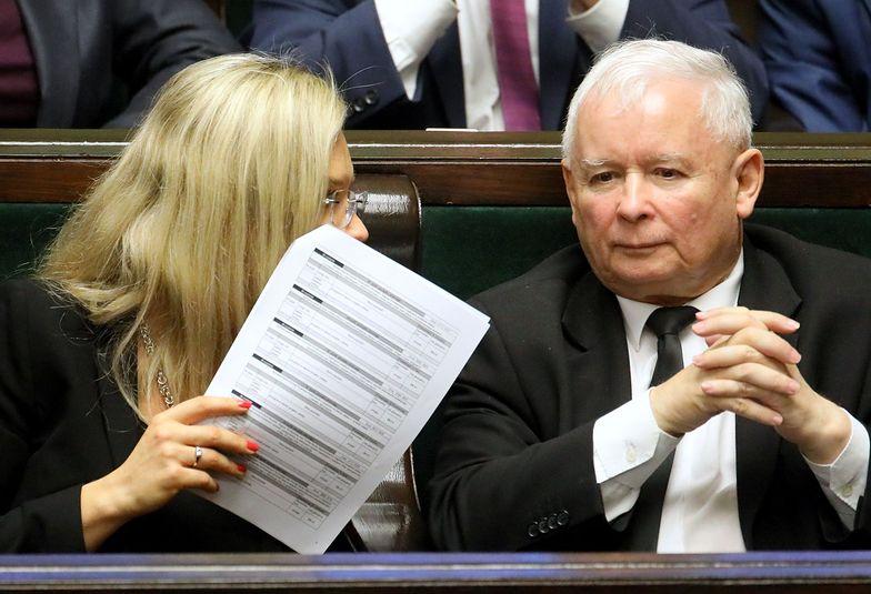 Jarosław Kaczyński i zdjęcie, które miało go ośmieszyć. Szef PiS komentuje [TYLKO U NAS]