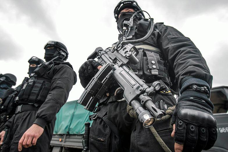 Zatrzymanie Czeczena to efekt wspólnej pracy ABW i Policji