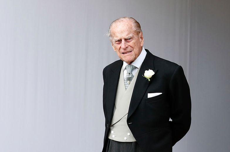 Książę Filip może ostro zareagować na decyzję Harry'ego i Meghan