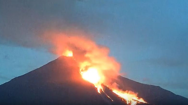 Groźna erupcja Wulkanu Ognia w Gwatemali. Nie żyje 25 osób, wiele rannych