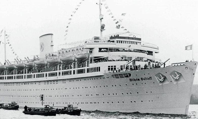 Katastrofa statku Wilhelm Gustloff. 6 razy więcej ofiar niż na Titanicu