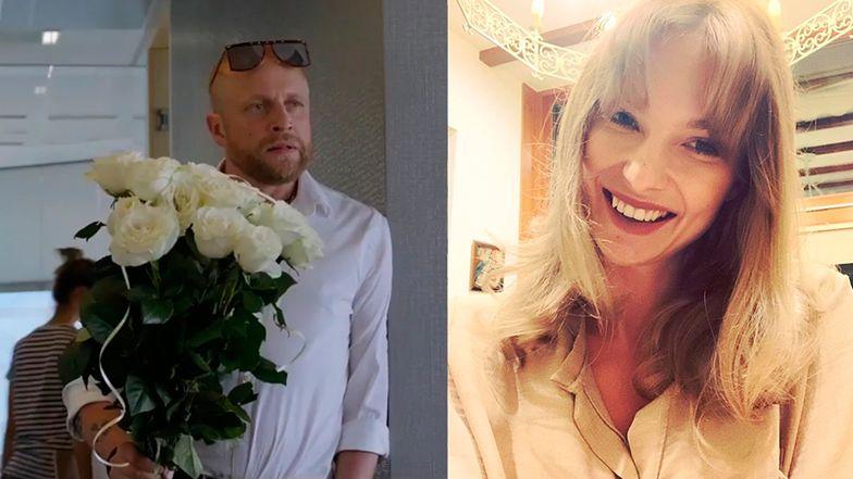 """Żona Piotra Adamczyka świętuje trzecią rocznicę ich związku: """"Wspiera, uczy, przytuli, ale też WKURZA I PROWOKUJE"""""""