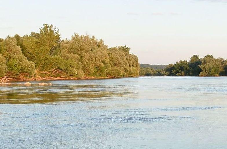 jezioro białe lubelskie okuninka