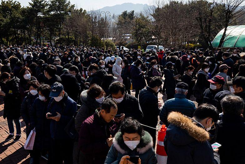 Koronawirus. Korea Południowa przedłuża działania