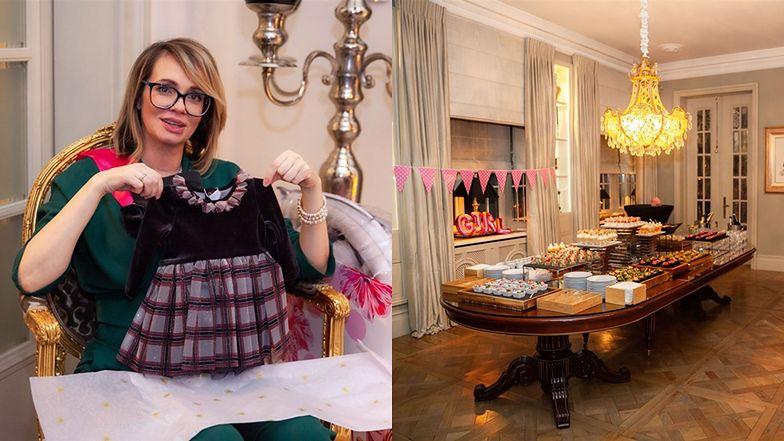 """Znamy szczegóły baby shower Weroniki Marczuk: """"Dostała wózek za 3 tysiące złotych"""""""