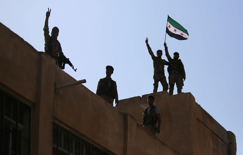 Turcja atakuje. Syria i Rosja na pomoc Kurdom