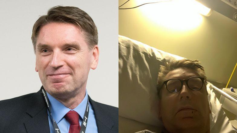 """Wdzięczny Tomasz Lis: """"Składam serdeczne życzenia lekarzom, którzy URATOWALI MI ŻYCIE"""""""