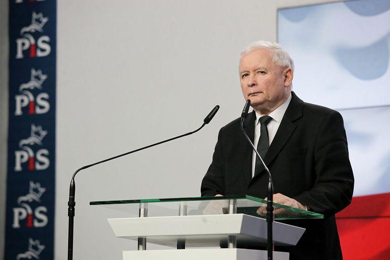 Jarosław Kaczyński chwali premiera Mateusza Morawieckiego