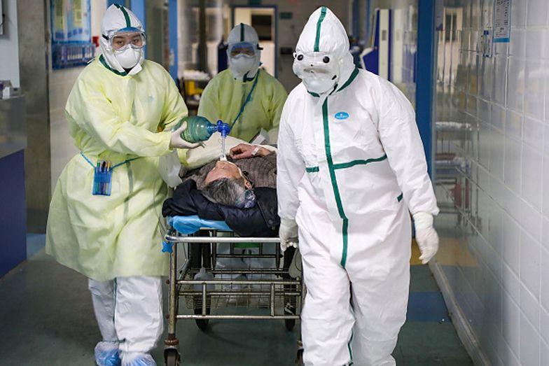 Koronawirus. Dyrektor szpitala w Wuhan reanimowany