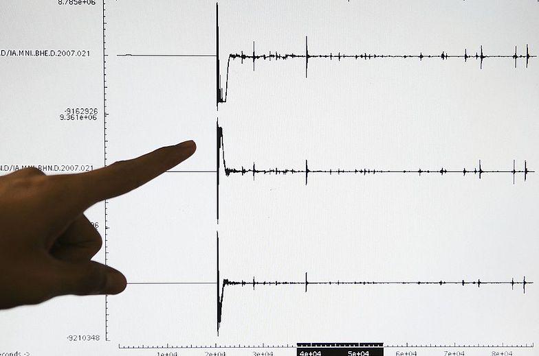 Trzęsienie ziemi w Stanach Zjednoczonych