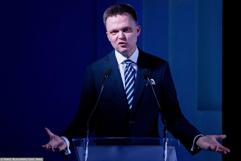Szymon Hołownia na prezydenta Polski? Zdradził, jak postrzega obowiązki głowy państwa
