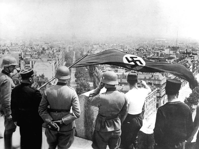 Naziści, II wojna światowa