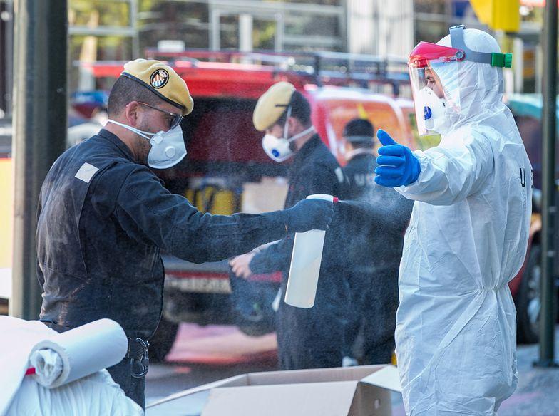 Dobre wieści z Hiszpanii. Liczba ofiar koronawirusa spada trzeci dzień z rzędu