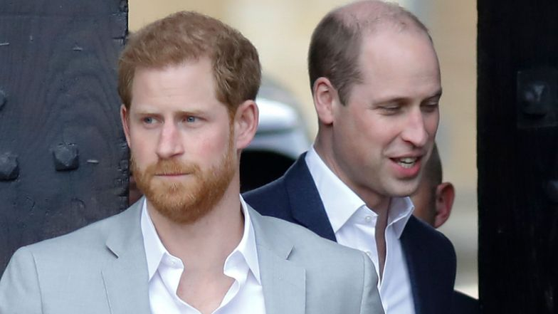 Książę Harry i książę William wydali WSPÓLNE OŚWIADCZENIE!