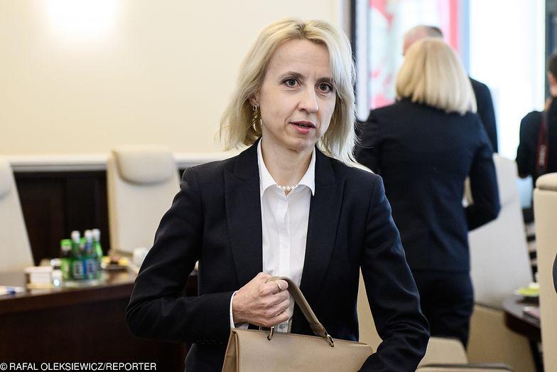 Teresa Czerwińska straci stanowisko. Będzie dymisja