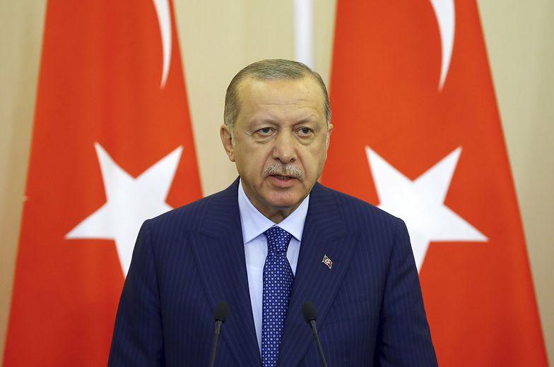 """Władimir Putin ma """"zejść z drogi"""". Turcja stawia sprawę jasno"""