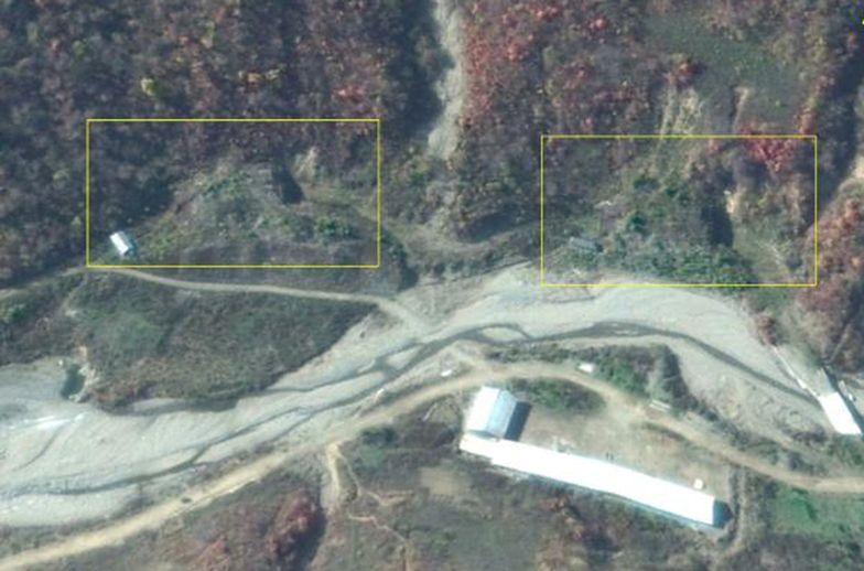 Nowe zdjęcia satelitarne z Korei Północnej. Trwają prace nad bronią jądrową