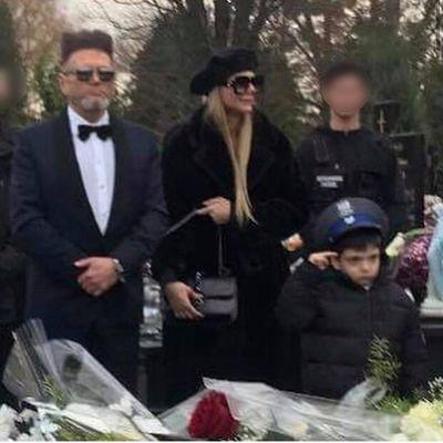 Krzysztof i Maja Rutkowscy pokazali zdjęcia z pogrzebu ojca detektywa