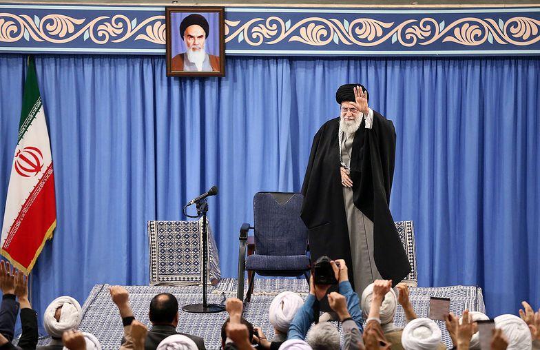 Konflikt USA-Iran. Ajatollah Ali Chamenei