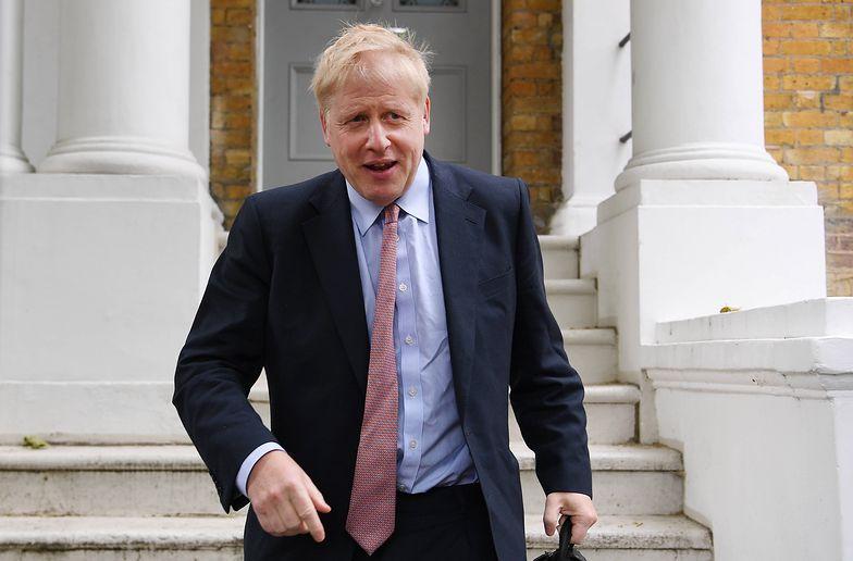 Boris Johnson został szefem Torysów i przejął fotel premiera po Theresie May.