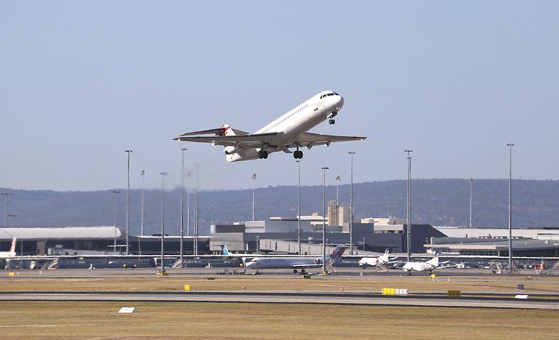 Wypadek na lotnisku w Perth. Samolot uderzył w wieżę