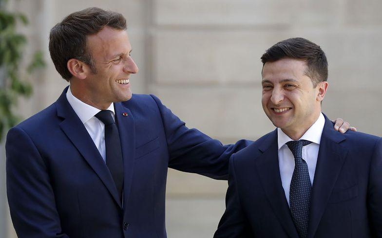 Konflikt na Ukrainie. Prezydent Rosji i Ukrainy spotkają się. Ustalono czas i miejsce