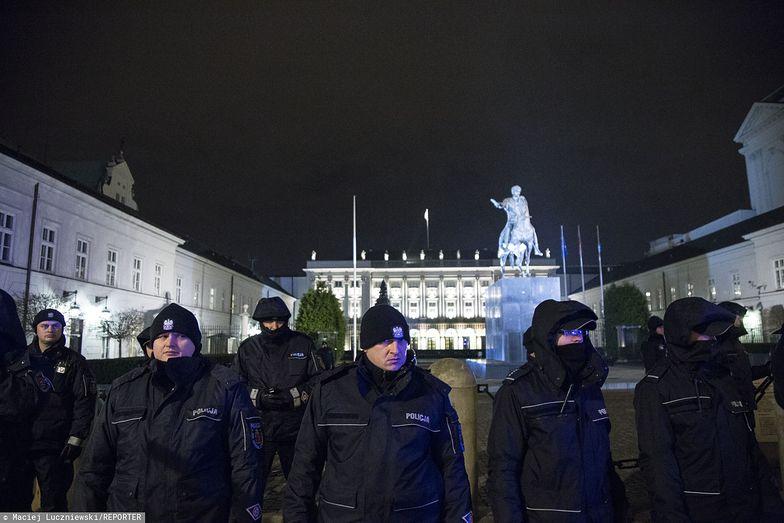 Protesty miały miejsce w grudniu 2017 roku