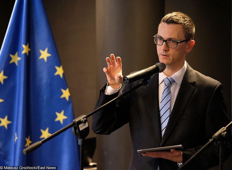 Karol Okoński, pełnomocnik rządu ds. cyberbezpieczeństwa.