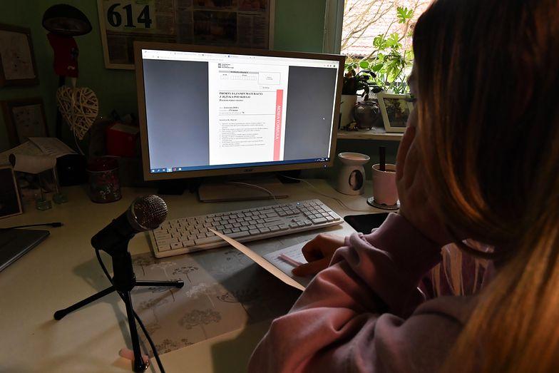 Matura próbna z języka angielskiego okazała się kopią arkusza sprzed trzech lat