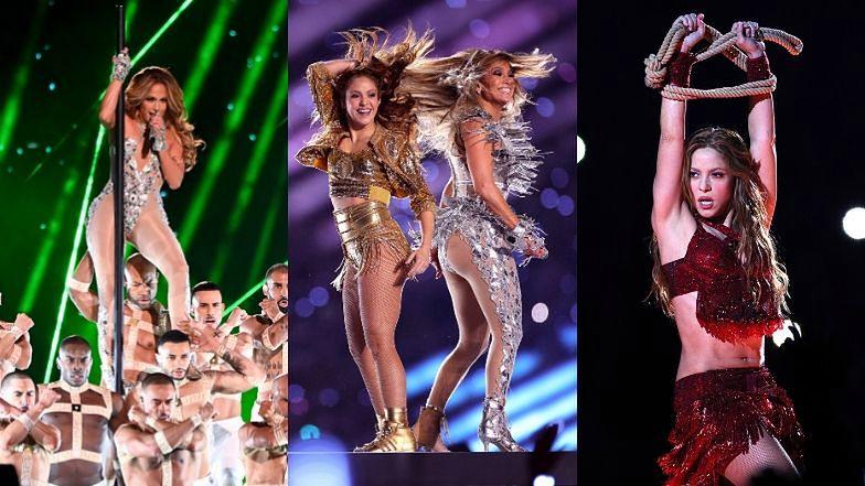 Jennifer Lopez i Shakira na Super Bowl Halftime Show 2020