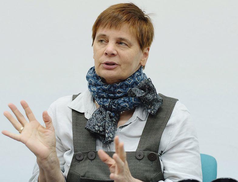 Janina Ochojska, prezes PAH
