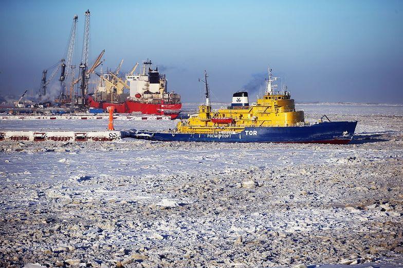statek rosja norwegia