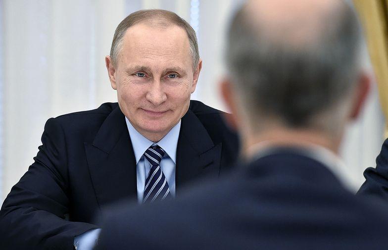 Putin wrócił na wojenną ścieżkę