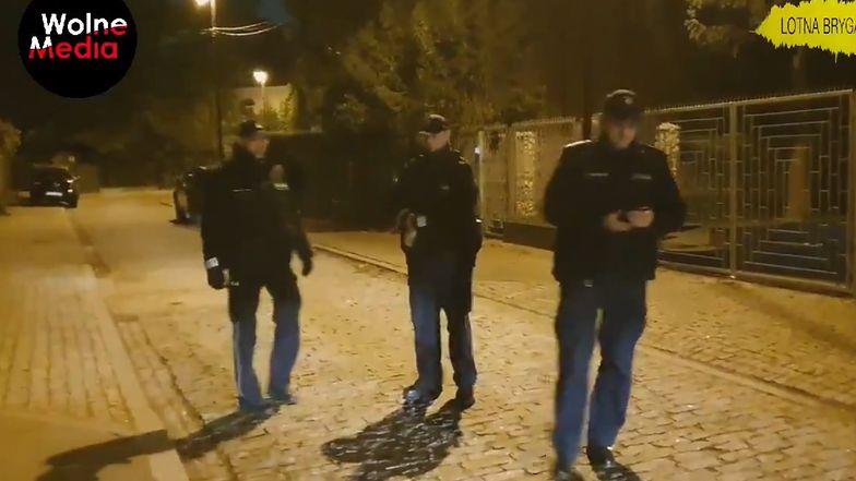 Policja nie stwierdziła żadnego przestępstwa ani wykroczenia