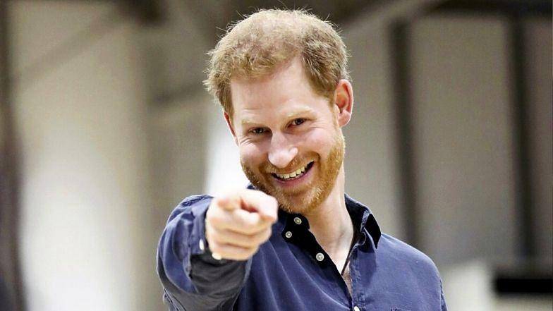Książę Harry dostał ofertę pracy.
