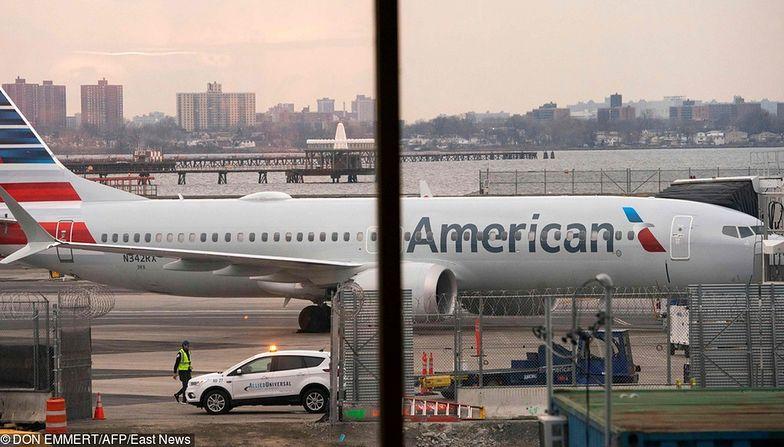 37-latka wyrzucona z samolotu. Stewardessa była nieubłagana