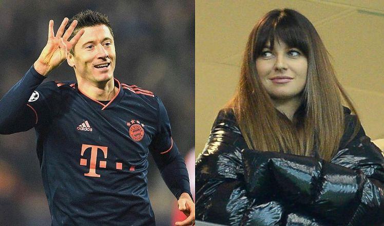 """Robert Lewandowski strzelił 4 bramki w 15 minut. Ania nie dowierza: """"KOSMITA"""" (FOTO)"""