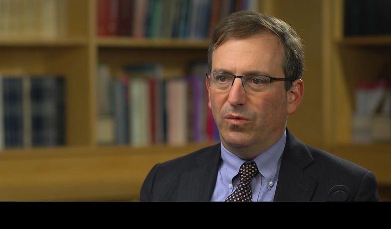 Marc Lipsitch w rozmowie z CBS
