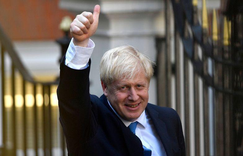 Boris Johnson po wyborze na premiera wyruszył na tourne po kraju