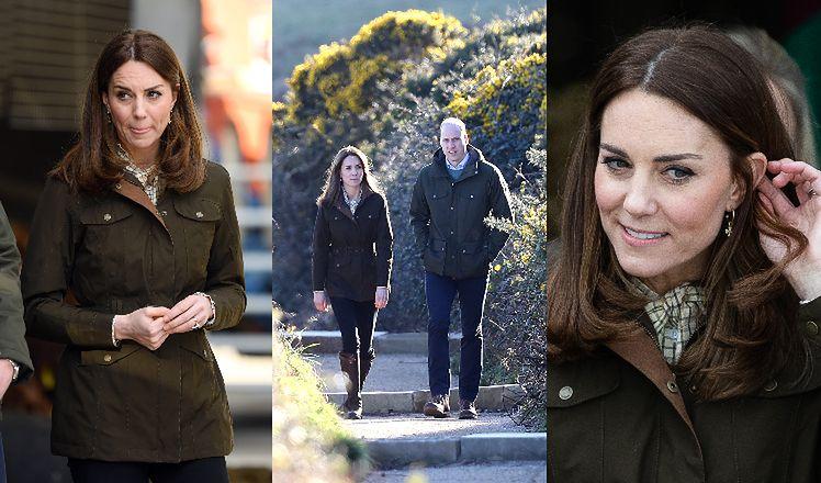 Książę William i księżna Kate w Irlandii