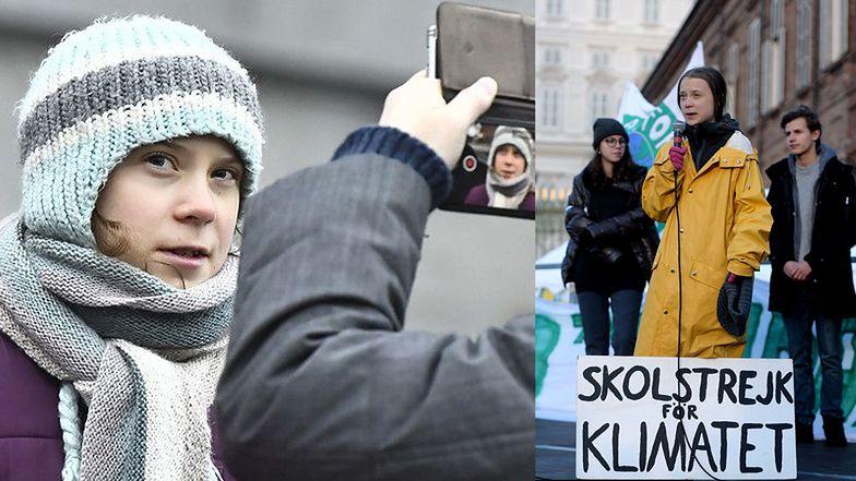 Greta Thunberg pojawiła się z ekipą filmową w okolicach elektrowni w Bełchatowie! Skrytykuje Polskę za trucie środowiska?