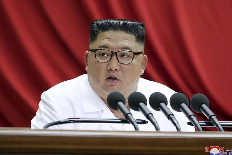 Korea Północna podniosła alarm. Kim Dzong Un zamknął granice