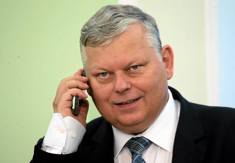 Marek Suski o proteście w Sejmie