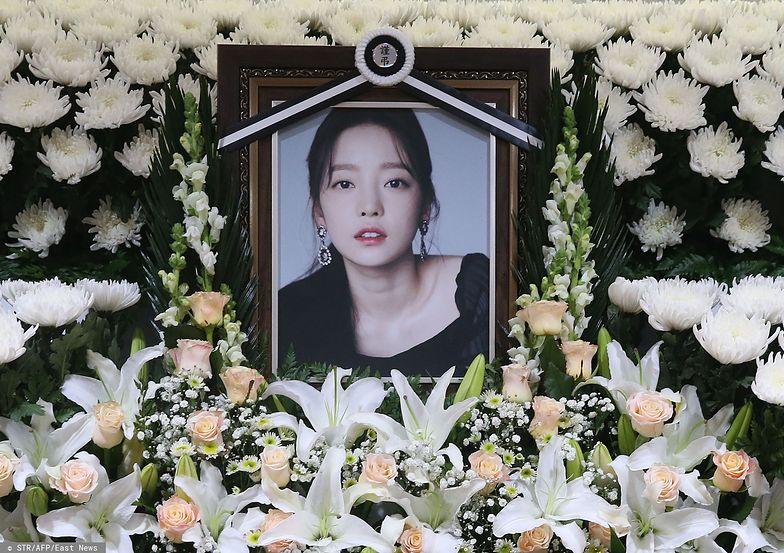 Goo Hara popełniła samobójstwo. Gwiazda K-pop była szantażowana kompromitującym nagraniem