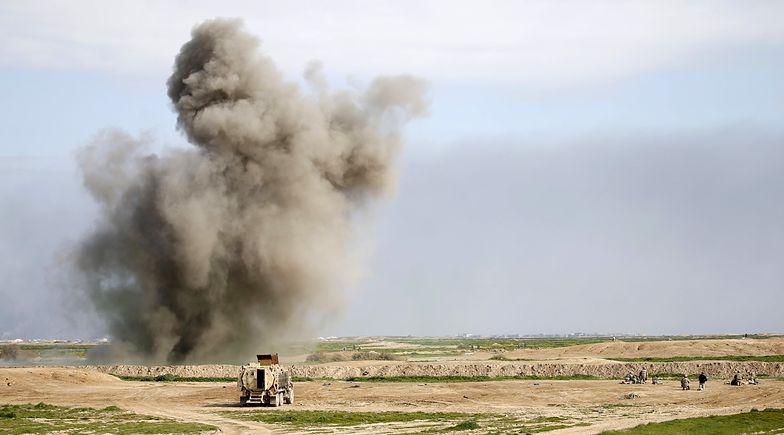 Baza wojskowa w Iraku