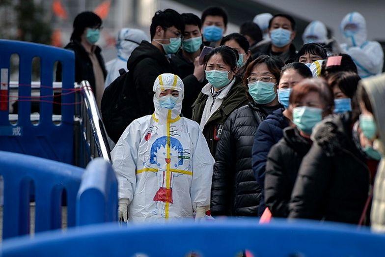 Koronawirus. Według Chińczyków pandemia może skończyć się w czerwcu