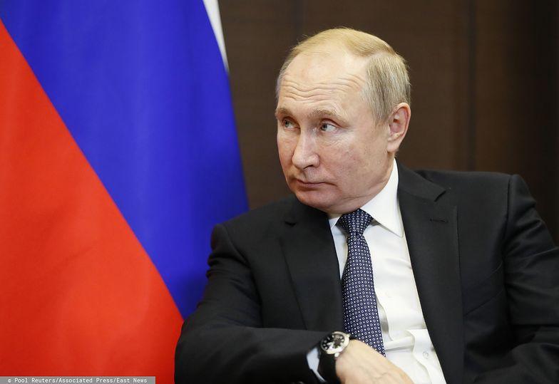 Władimir Putin postawił sprawę jasno. Rosja nie odpuści USA w kosmosie