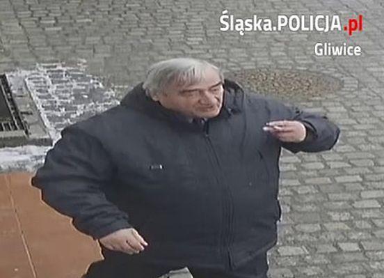 Oszust z Gliwic wznowił swoją działalność. Policja prosi o pomoc