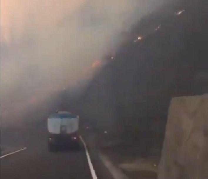 Gran Canaria płonie. Z zagrożonych terenów ewakuowano już 8 tysięcy osób