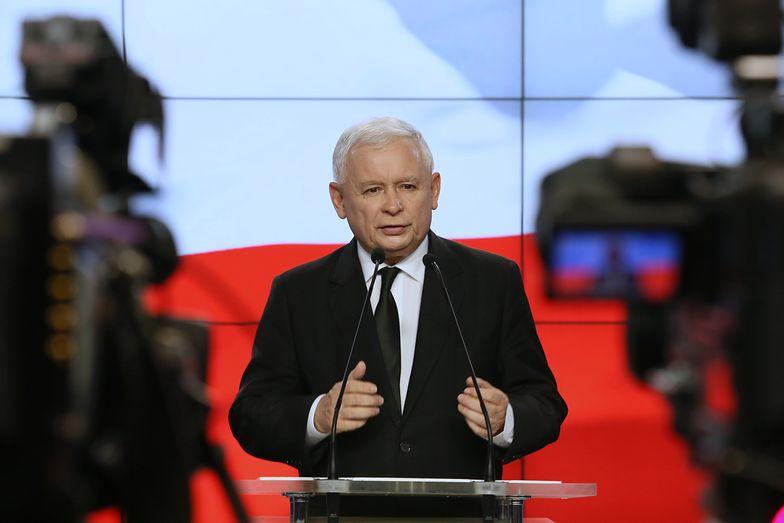 Jarosław Kaczyński zapowiedział zmianę kodeksu wyborczego.